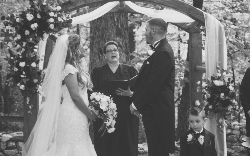 St Laurent Wedding