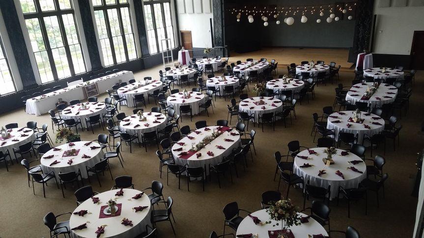 Reception (207 guests)