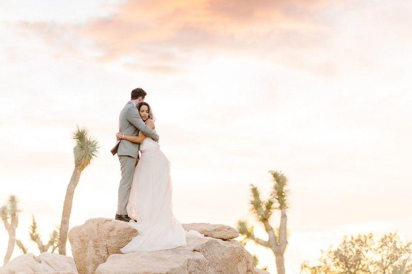 joshua tree elopement wedding photography carol ha