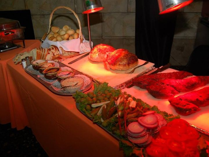Tmx 1421090918882 Carving Station Altoona, PA wedding catering