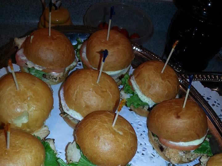 Tmx 1421090923827 Chicken Sliders Altoona, PA wedding catering