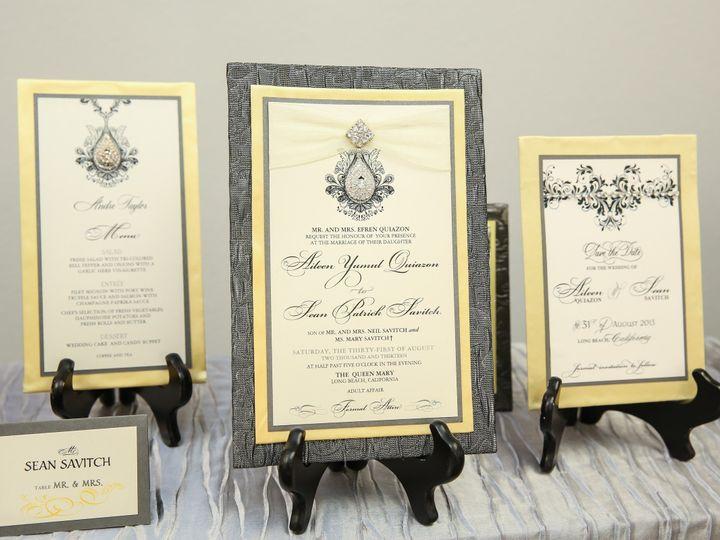 Tmx 1490127015187 Vanity Belle Fling027 Santa Ana, CA wedding invitation