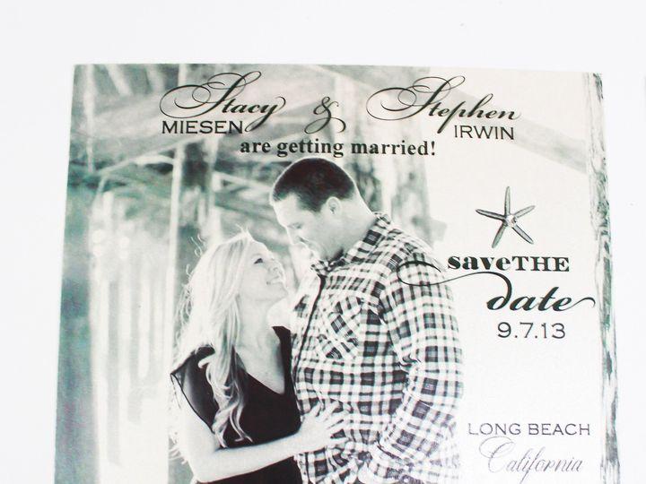 Tmx 1490127319007 Gallery40 Santa Ana, CA wedding invitation