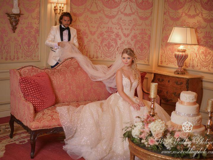 Tmx Parisian Wedding 27 51 910890 Santa Ana, CA wedding invitation