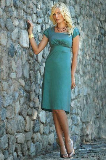 Sabrina in Antique Turquoise