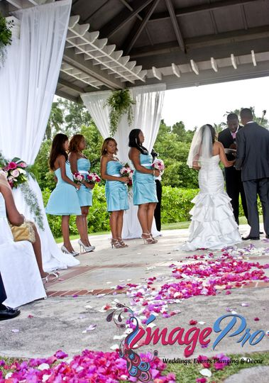 ImagePro Weddings Amp Decor Reviews Amp Ratings Wedding Planning Jamaica