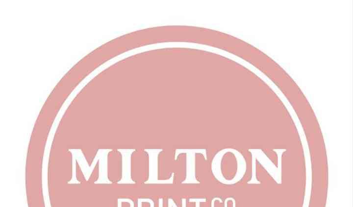 Milton Print Co.