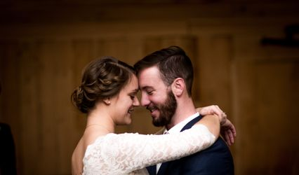 The wedding of Heather and Nick