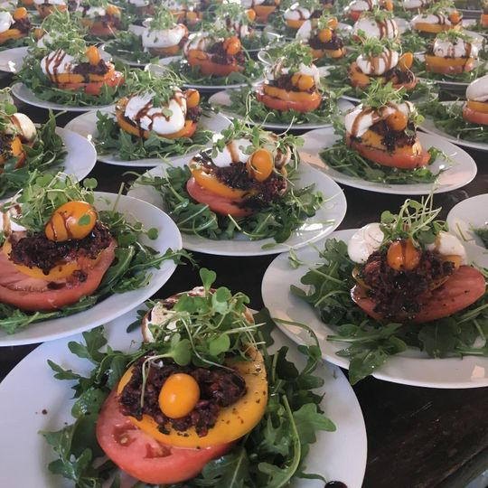CHEF ROLAND'S CATERING