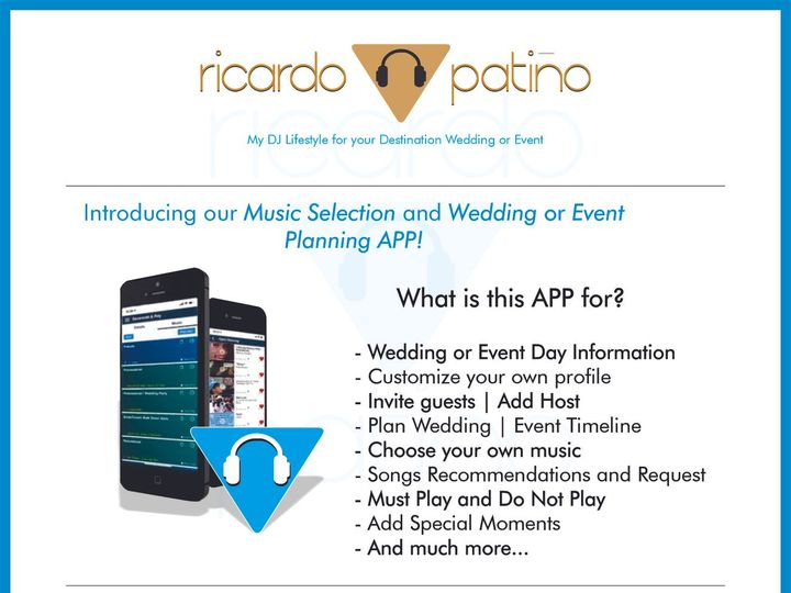 Tmx Dj Ricardo Patino App Ad 51 204890 161419759471710 Puerto Vallarta, MX wedding dj