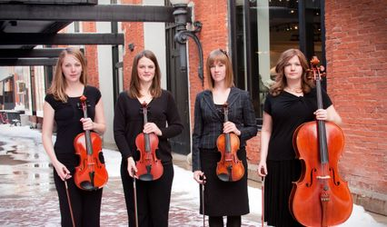 Strings of Elegance - String Quartet
