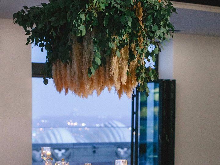Tmx Modern Wedding Inspiration With A Pampas Grass Chandelier 64 51 54890 158506215556775 Kansas City, MO wedding venue