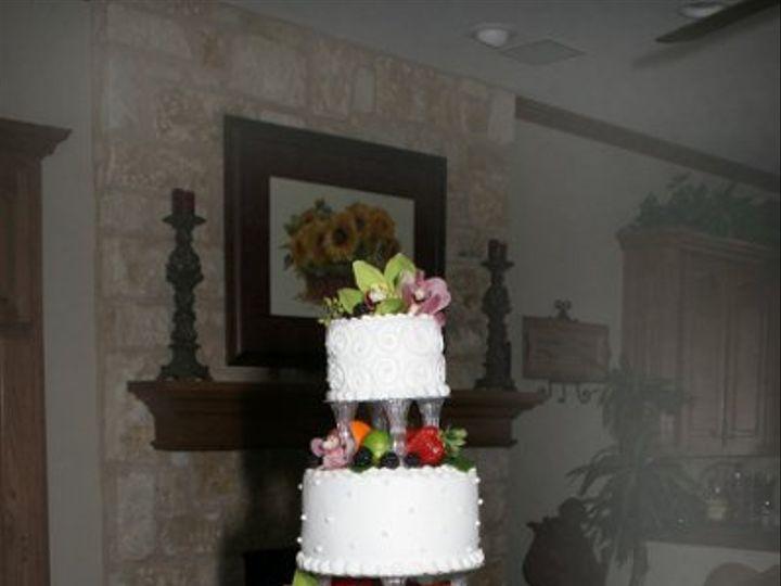 Tmx 1301271944283 SellersTexasWeddingCake Riverside wedding planner