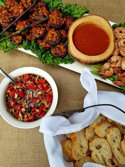 Greenbluff Fresh Catering Company