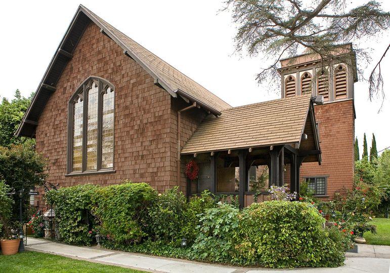 chapel of orange