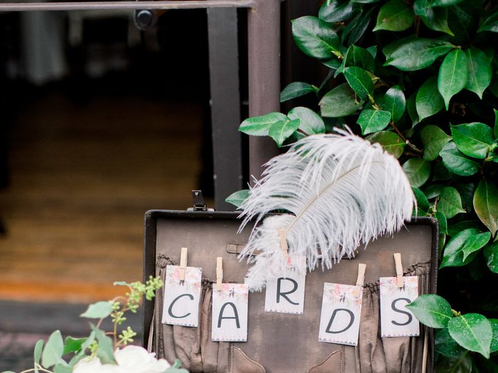 Tmx Card Box 51 716890 Orange, CA wedding venue
