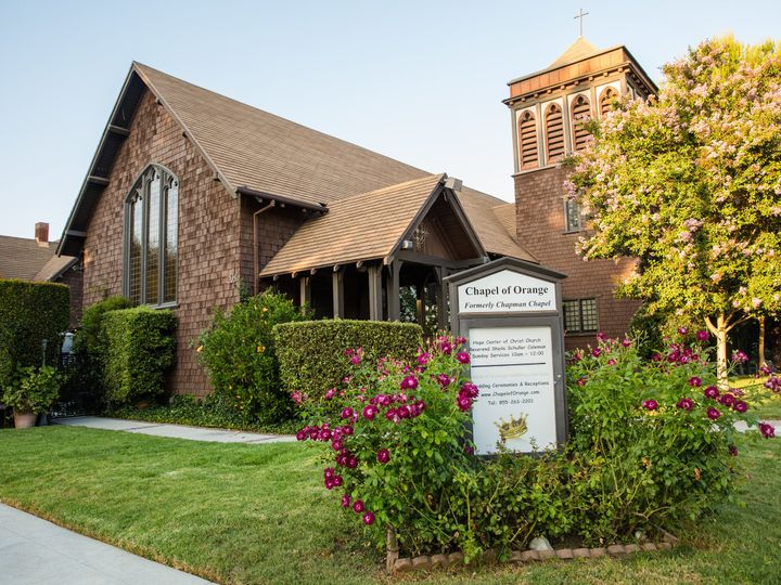 Tmx Chapel Exterior Use First 51 716890 Orange, CA wedding venue