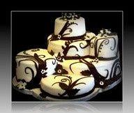Tmx 1377968568272 Bridal Shower Dexter wedding cake