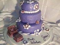 Tmx 1377968571416 Retirement Dexter wedding cake