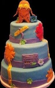 Tmx 1377968574378 The Lorax Dexter wedding cake