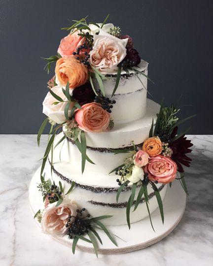 The orange cake