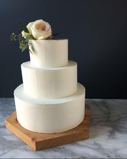 Smooth cake