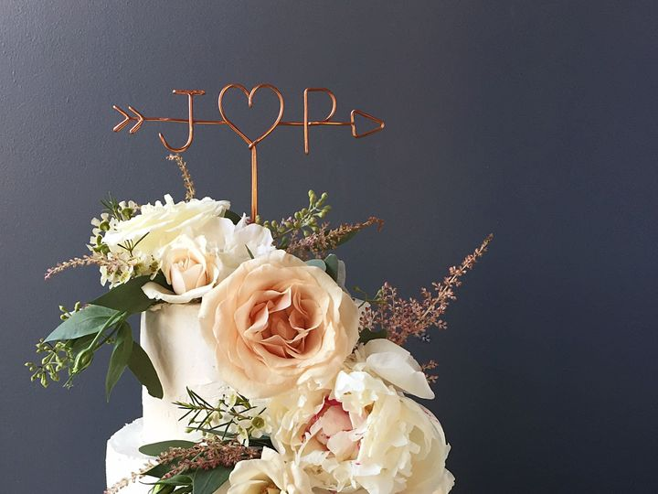 Tmx 1515343535 152b557701db1915 1515343532 134966bfd43ff790 1515343530666 1 IMG 4046 Astoria, NY wedding cake