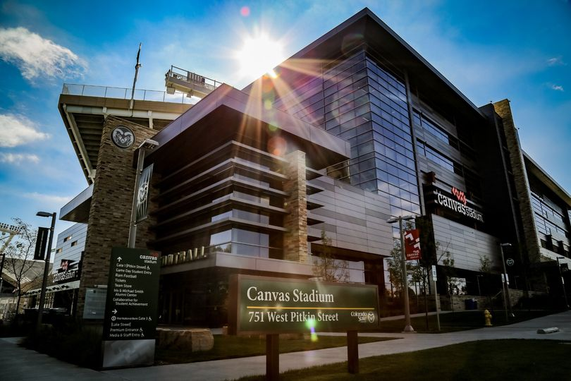Stadium Events at Colorado State University