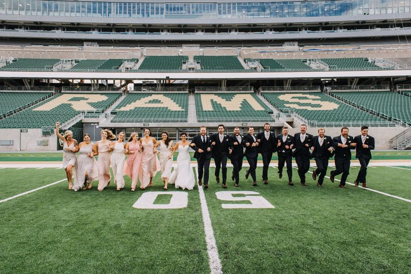 Bridal Party field picture