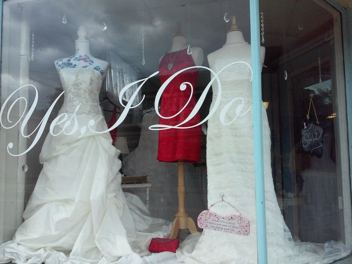 Yes, I Do Bridal Boutique & more... - Dress & Attire - Luzerne, PA ...