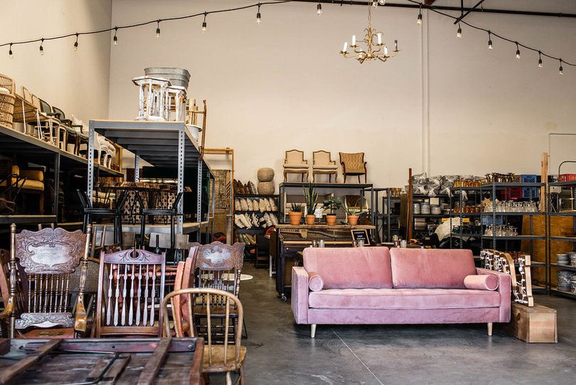A warehouse full of inventory to chose from. Photo: https://gwenshoemaker.com/