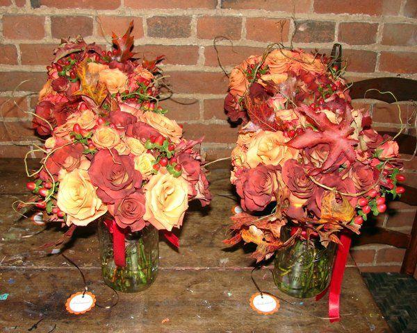 Tmx 1329528877238 OctoberBridesmaidBouquets New Freedom wedding planner