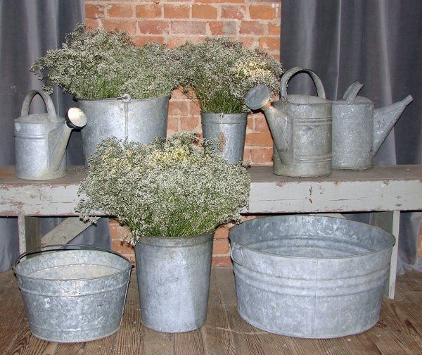 Tmx 1329530006915 GalvanizedBuckets New Freedom wedding planner