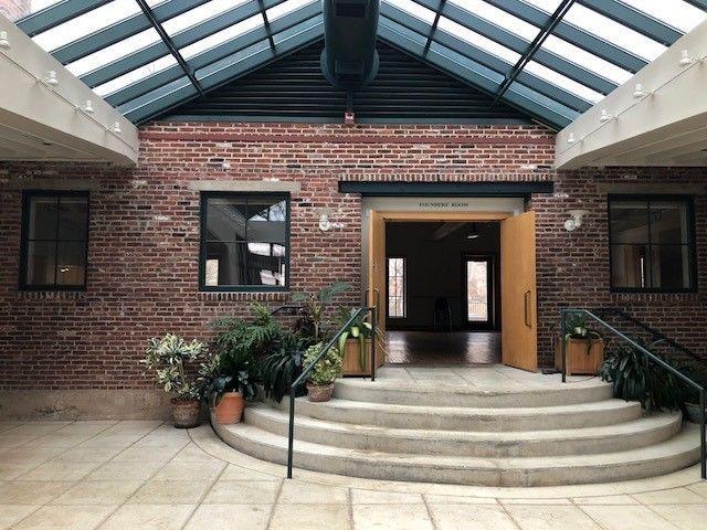 Atrium, Founders Room Entrance