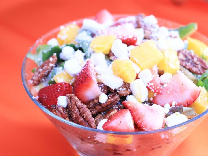 Tmx 1489506212815 Family Style Salad Caribbean  Altamonte Springs wedding catering