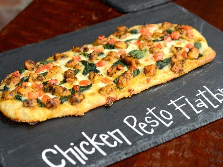 Tmx 1489506992530 Butlered  Flatbread Chicken Pesto  Altamonte Springs wedding catering