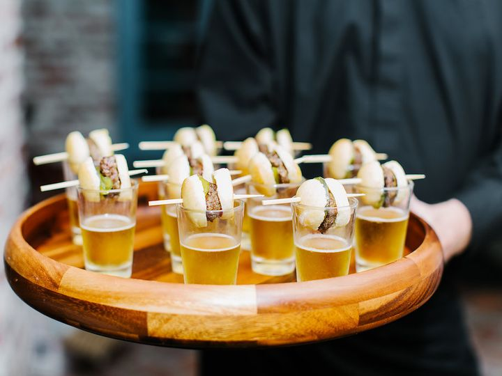 Tmx Butlered Hors D Mini Sliders And Beer 2 51 49890 160286872135822 Altamonte Springs wedding catering