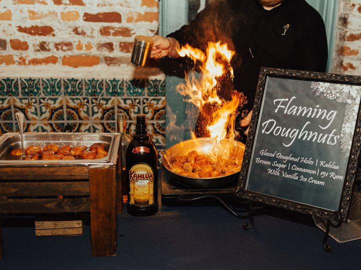 Tmx Station Flaming Donuts 3 51 49890 160286774056033 Altamonte Springs wedding catering