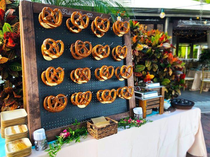 Tmx Station Pretzel Wall 2 51 49890 160286880190457 Altamonte Springs wedding catering