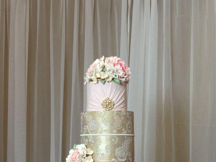 Tmx 1491182248577 Annie Hauck Wedding Cake Dickinson wedding cake
