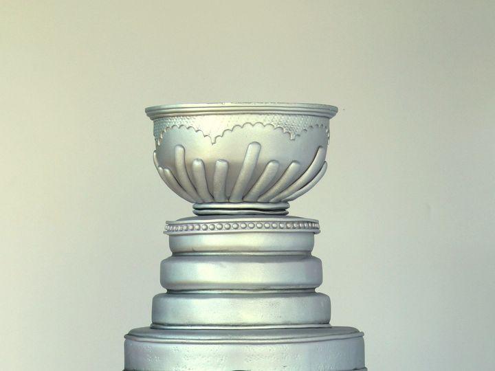 Tmx 1491184026132 Stanley Cup Cake Dickinson wedding cake