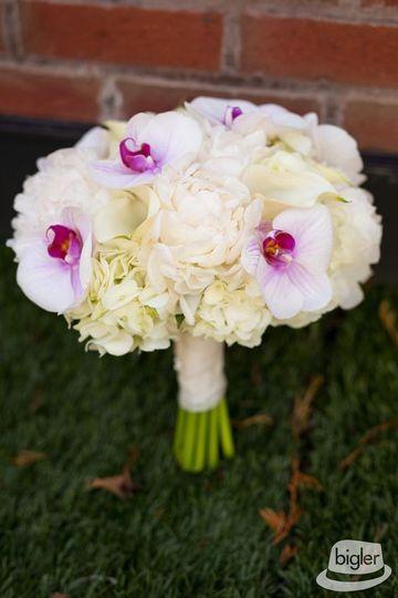 Soft colored bouquet