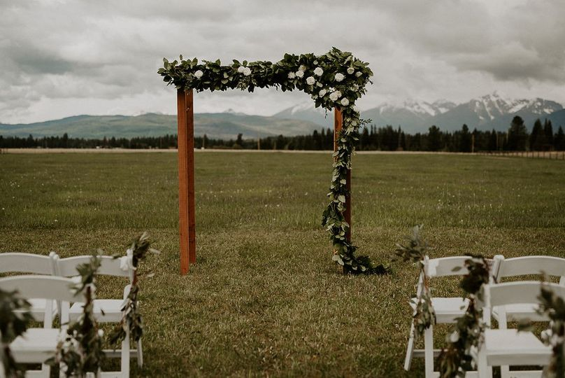 Seeley Lake ceremony