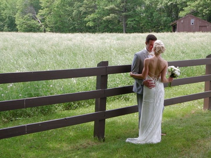 Tmx 1531321992 98ee89a8b7d846cc 1531321990 739f5c15da2b94ea 1531321990186 1 Chelsea   Scott West Newbury, MA wedding videography