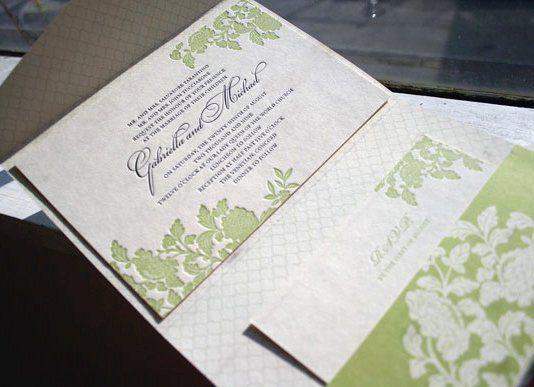 Tmx 1295362061487 5LetterpressInvitewFolio New York wedding invitation