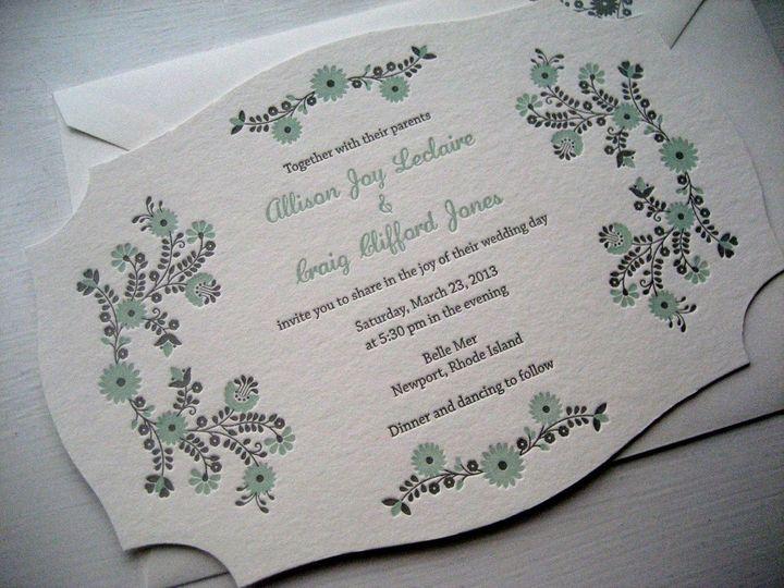 Tmx 1359728887355 Wed2 New York wedding invitation