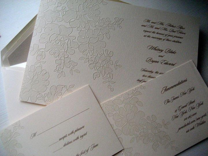 Tmx 1359728922885 Wed4 New York wedding invitation