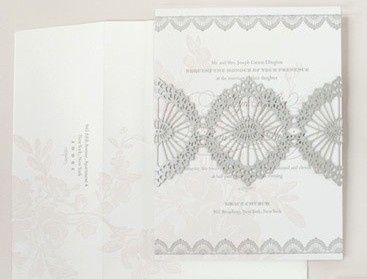 Tmx 1368740387240 Tlo5 New York, NY wedding invitation
