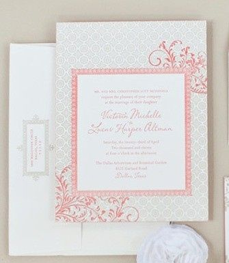 Tmx 1368740505355 Tlo4 New York, NY wedding invitation