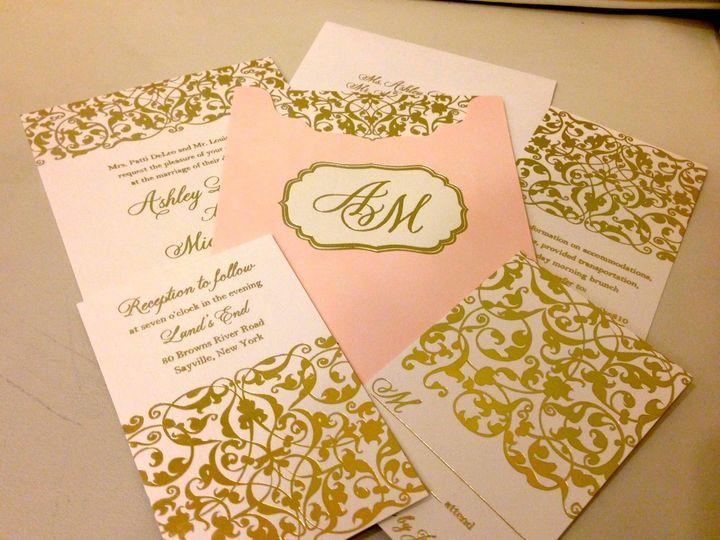 Tmx 1370028221456 Photo 48 New York wedding invitation